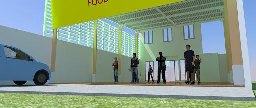 Pengertian Food Court
