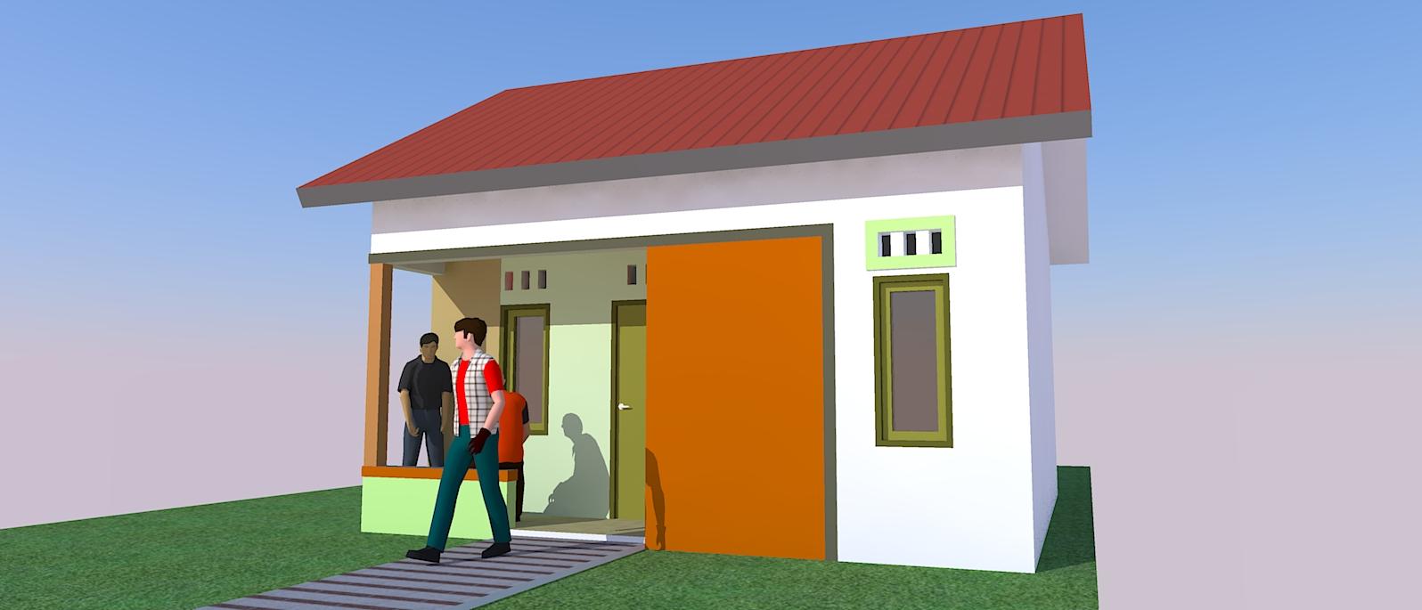 Image Result For Rumah Subsidi Olx Lampung